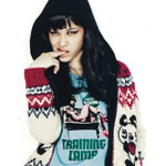 HYSTERIC GLAMOUR 2011 Winter LOOK BOOK