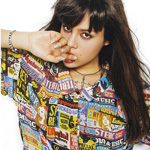HYSTERIC GLAMOUR 2012 Summer LOOK BOOK