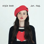 To b. by agnes b. 2014 hiver Style Book